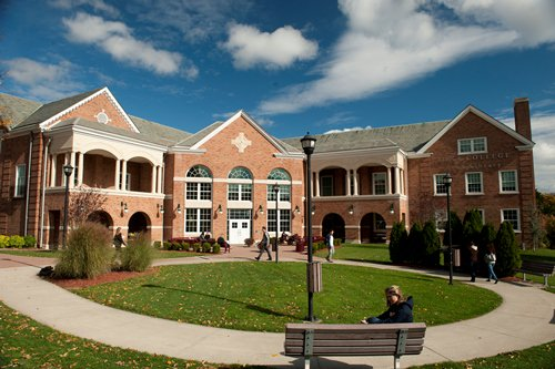 iona college campus map Benefits And Services Iona College Alumni iona college campus map